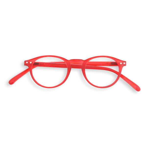 Reading Glasses - Cherry Red