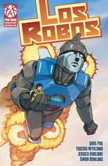 The Princess Who Saved Herself/ABC Disgusting/Los Robos bundle - signed by Greg Pak!