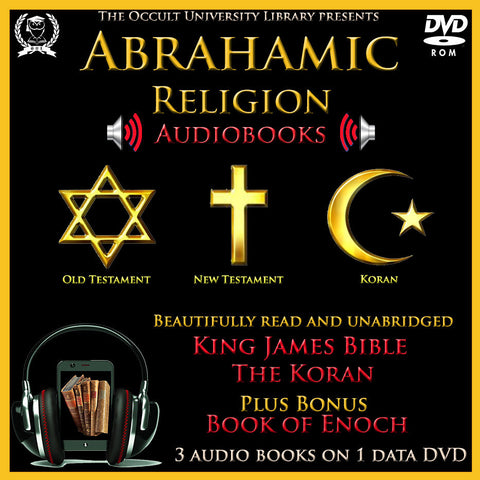 Abrahamic Audiobooks Collection