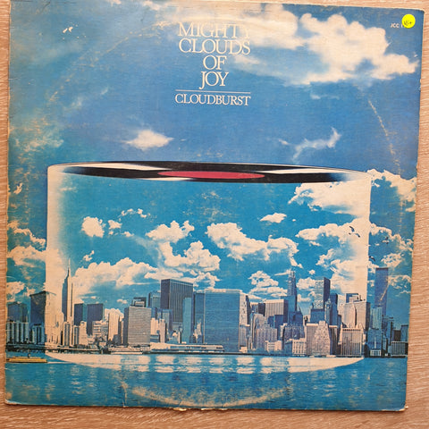 Mighty Clouds Of Joy ‎– Cloudburst -  Vinyl LP Record - Very-Good+ Quality (VG+)