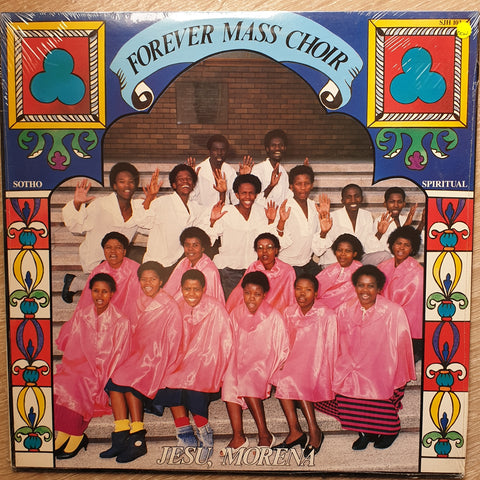 Forever Mass Choir - Vinyl LP - Sealed