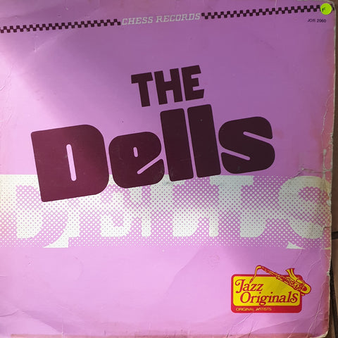 The Dells - Vinyl LP Record - Opened  - Fair Quality (F)
