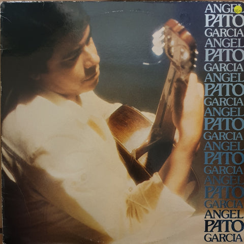 Angel Pato Garcia  – Angel Pato Garcia -  Vinyl LP Record - Very-Good+ Quality (VG+)