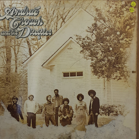 Andraé Crouch & The Disciples - Vinyl LP Record - Opened  - Very-Good- Quality (VG-)
