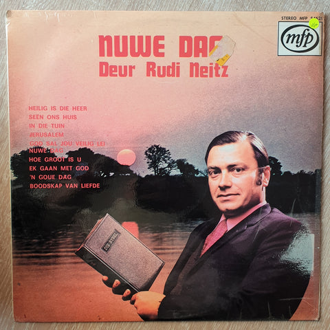 Rudi Neitz - Nuwe Dag - Vinyl LP Record - Opened  - Very-Good+ Quality (VG+)