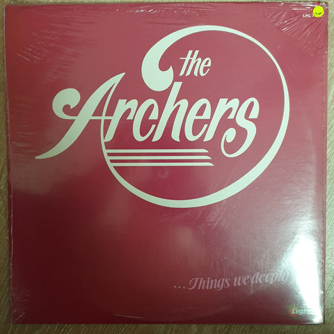 The Archers  - Things We Deeply  - Vinyl LP - Sealed