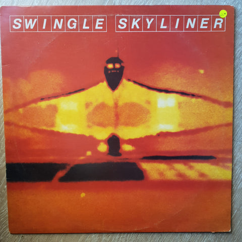 Swingle Singers ‎– Swingle Skyliner -  Vinyl LP Record - Very-Good+ Quality (VG+)