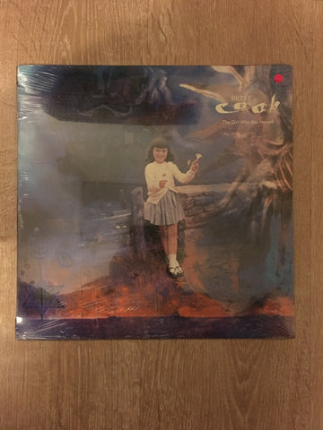 Betsy Cook-The Girl Who Ate Herself  -  Vinyl LP - New Sealed
