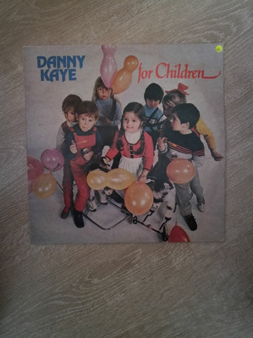 Danny Kaye For Chiildren - Vinyl LP Record - Opened  - Very-Good Quality (VG)