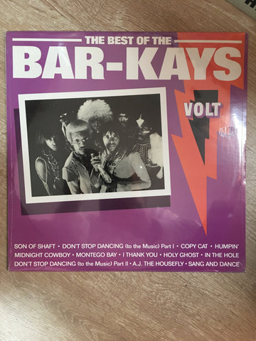 Bar Kays - The Best of - Volt -  Vinyl LP - Sealed