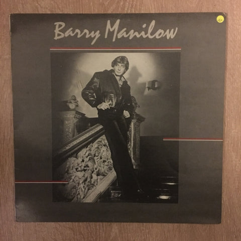 Barry Manilow - Vinyl LP Record - Opened  - Very-Good+ Quality (VG+)