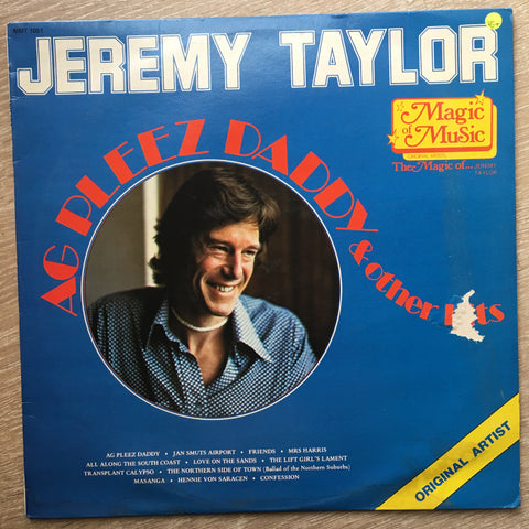 Jeremy Taylor ‎– Ag Pleez Daddy  - Vinyl LP Record - Opened  - Very-Good+ Quality (VG+)