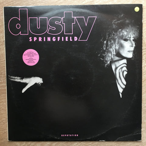 Dusty Springfield ‎– Reputation  - Vinyl LP Record - Opened  - Very-Good+ Quality (VG+)