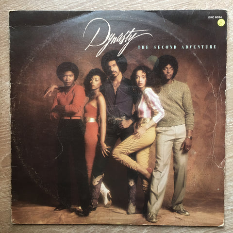 Dynasty ‎– The Second Adventure - Vinyl LP Record - Opened  - Very-Good- Quality (VG-)