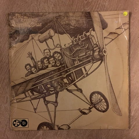 The Flying Burrito Bros ‎– Live In Amsterdam-  Vinyl LP - Sealed - Vinyl LP Record - Opened  - Very-Good+ Quality (VG+)