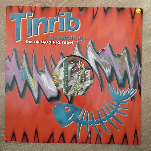 Captain Tinrie - Vinyl Record - Opened  - Very-Good+ Quality (VG+)