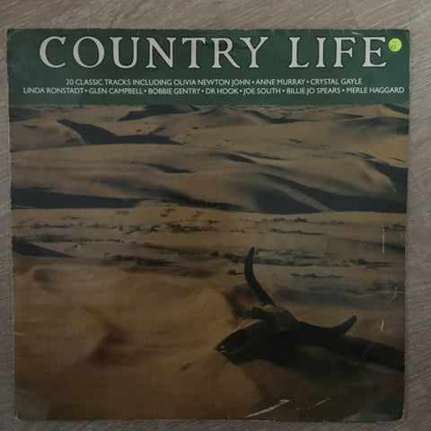 Country Life - Vinyl LP Record - Opened  - Very-Good- Quality (VG-)