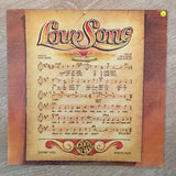 Chuck Girard - Love Song - Vinyl LP Record - Opened  - Very-Good Quality (VG)