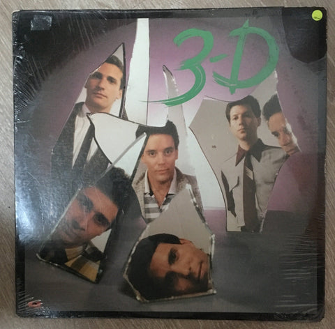 3D -  Vinyl LP - Sealed