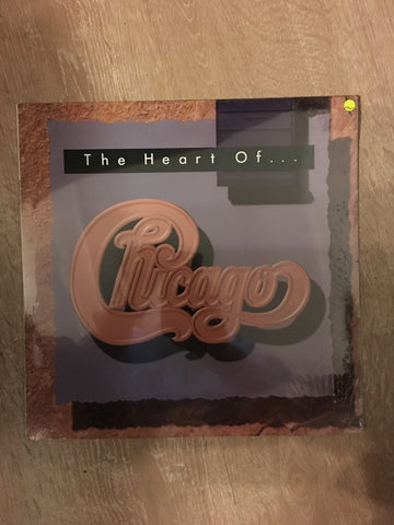 Chicago - The Heart of Chicago -  Vinyl LP - New Sealed