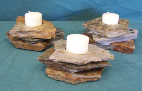 Mini Stacking Candles