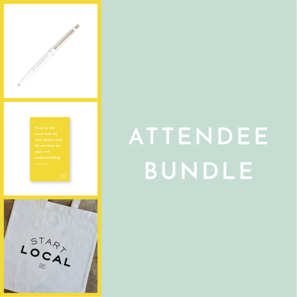 IF:Local 2019 Attendee Bundle