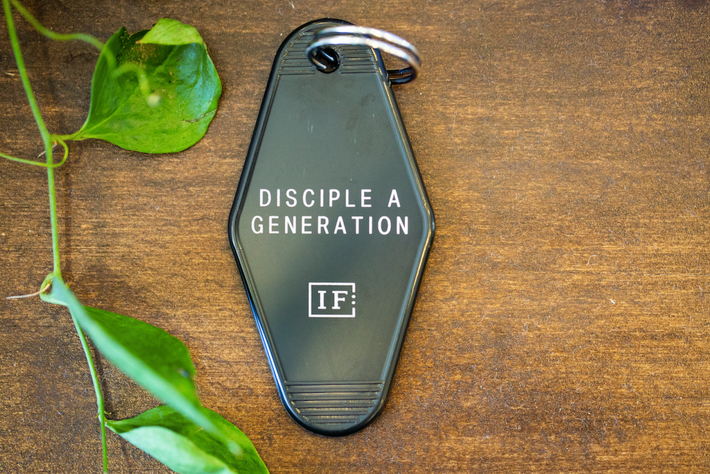 Disciple a Generation Keychain