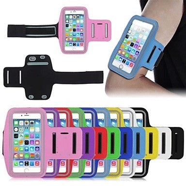 Fitness Sport Armband for iPhone 6 Plus (Assorted Color)