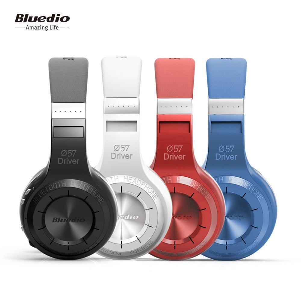 Bluedio HT(shooting Brake) Wireless Bluetooth Headphones BT 4.1 Version Stereo Bluetooth Headset built-in Mic for calls