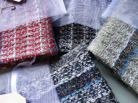 Linen Face Cloths w/Goat's Milk Soap, www.skyloomweavers.com