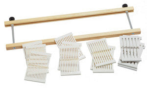 Variable Dent Reed Kit for Cricket Loom