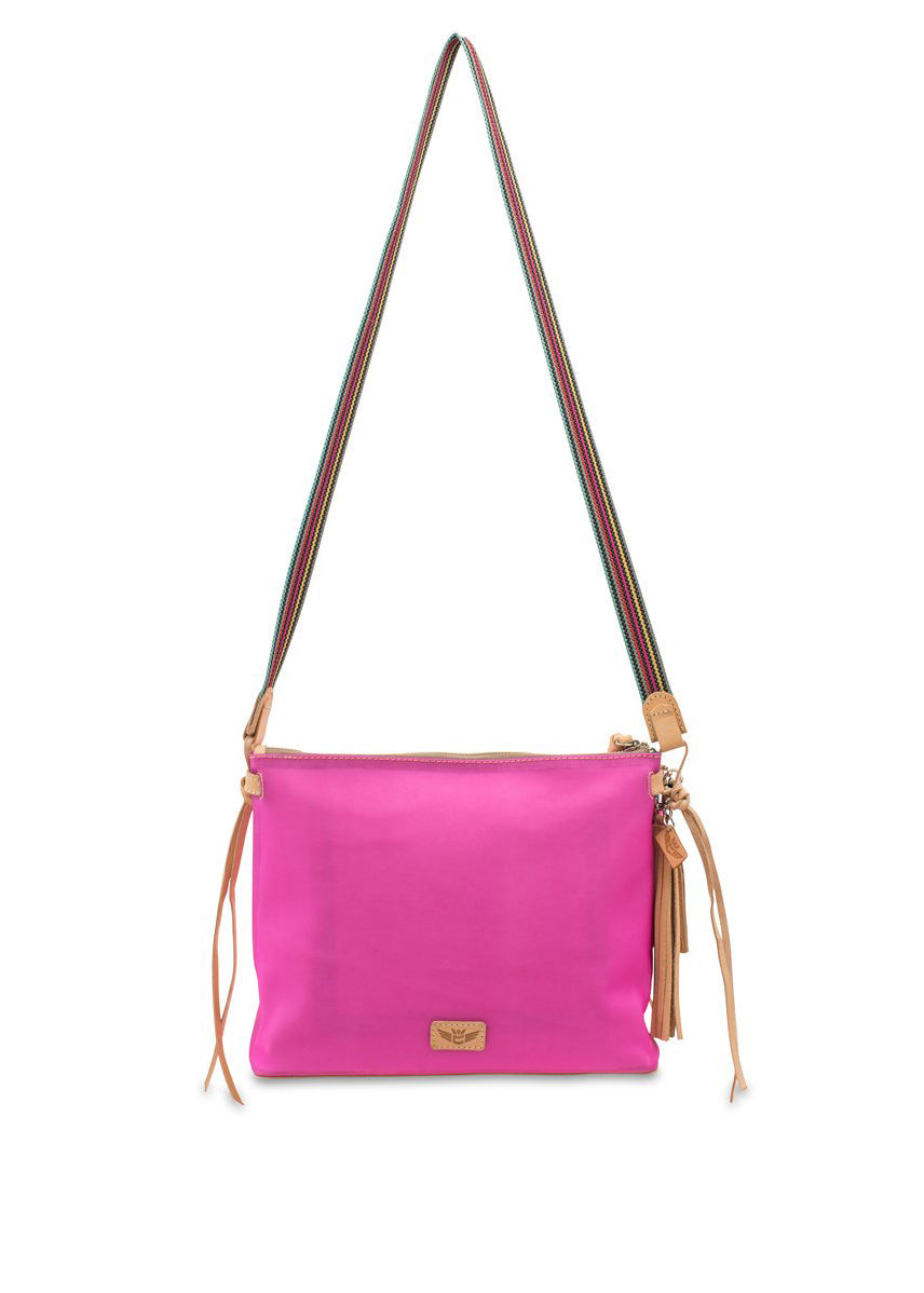 Downtown Crossbody- Pinkie By Consuela RESTOCK