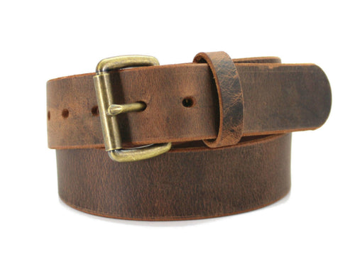 EVERYDAY BULLBELT® DISTRESSED AMERICAN BISON