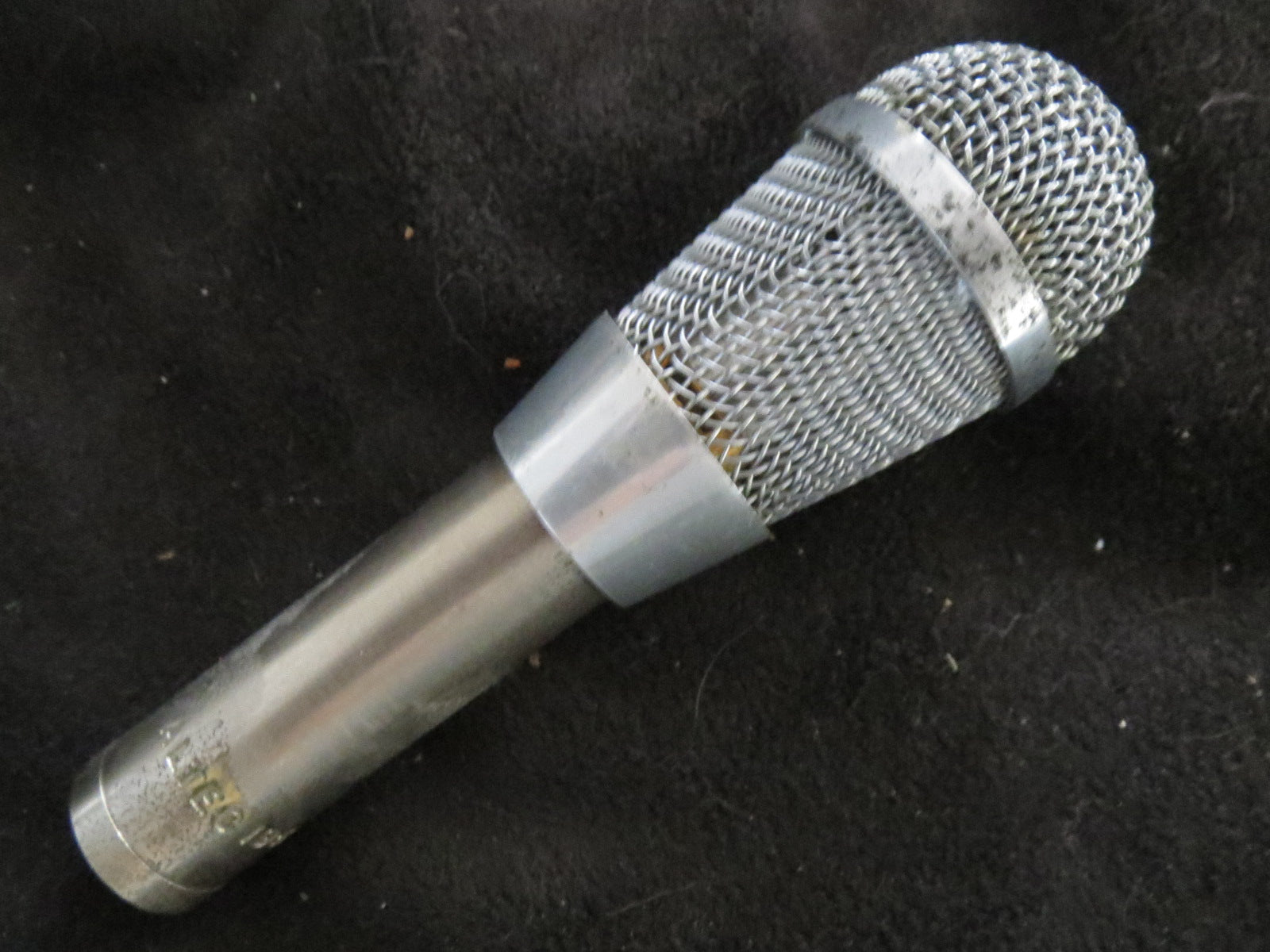 ALTEC 195A RARE VINTAGE CARDIOID CONDENSER MICROPHONE WITH XLR CONNECTOR
