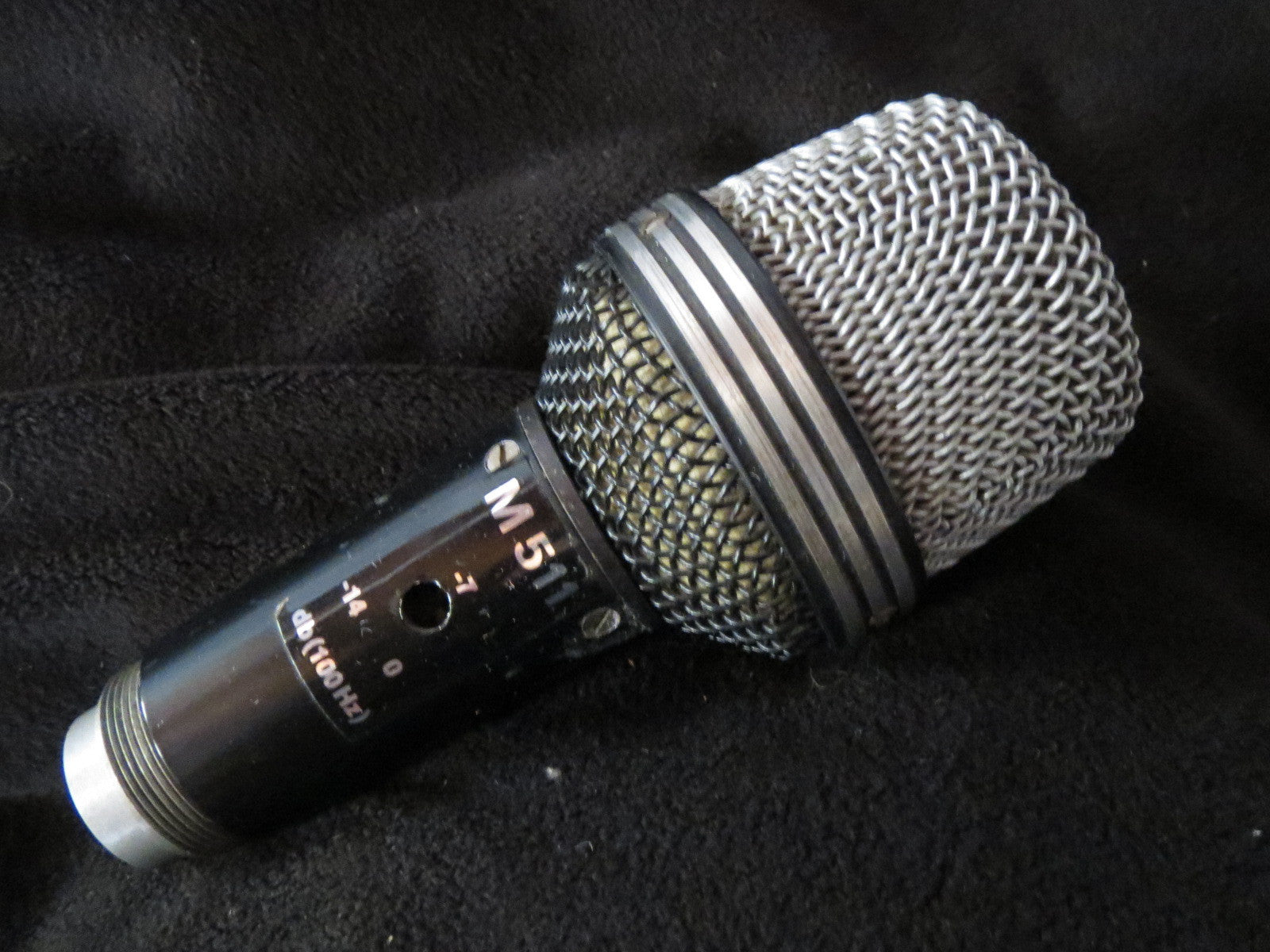 TELEFUNKEN M511 VINTAGE CARDIOID DYNAMIC MICROPHONE WITH XLR CABLE+BASS ROLL-OFF
