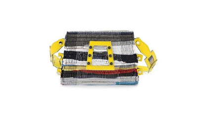 Fabric & Leather Belt Bag - Ersilia Multi