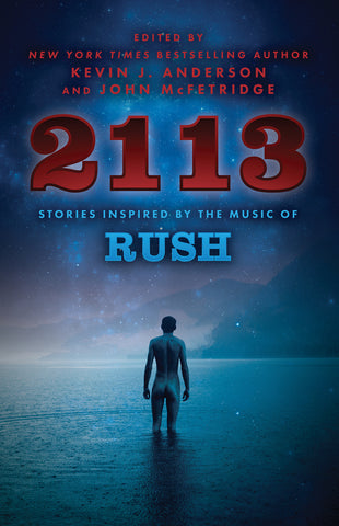 2113: Stories Inspired by the Music of Rush - ECW Press