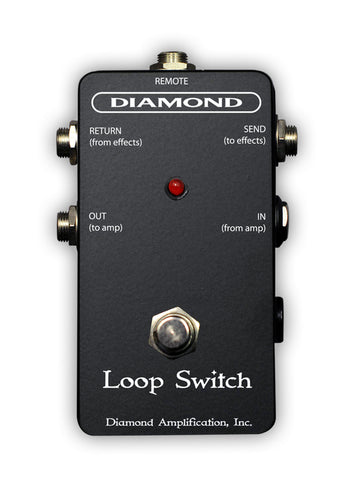 Diamond Amplification Loop Switch