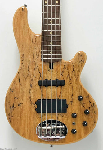 Lakland Guitars Skyline - 55-02 Deluxe - Natural