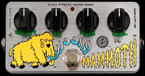 ZVEX Effects Vexter Wolly Mammoth