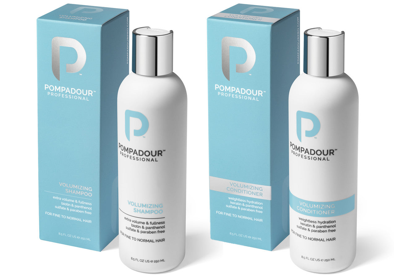 Mister Pompadour - Volumizing Shower Set