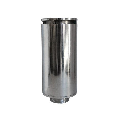 Foam Jet Fountain Nozzle, Full Stainless Steel