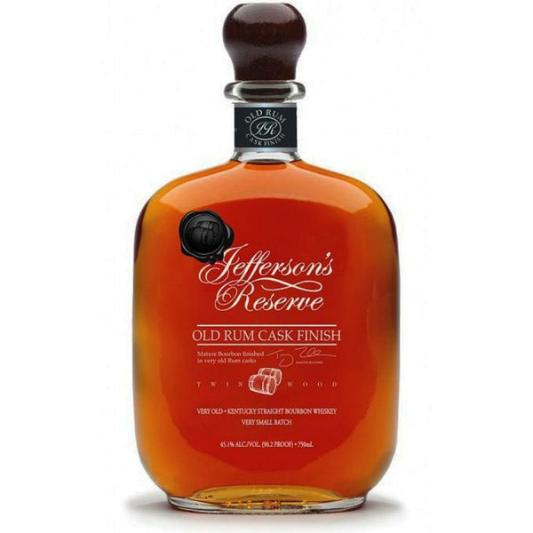 Jefferson's Reserve Bourbon Old Rum Cask Finish