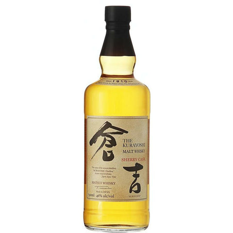 The Kurayoshi Japanese Pure Malt Whisky