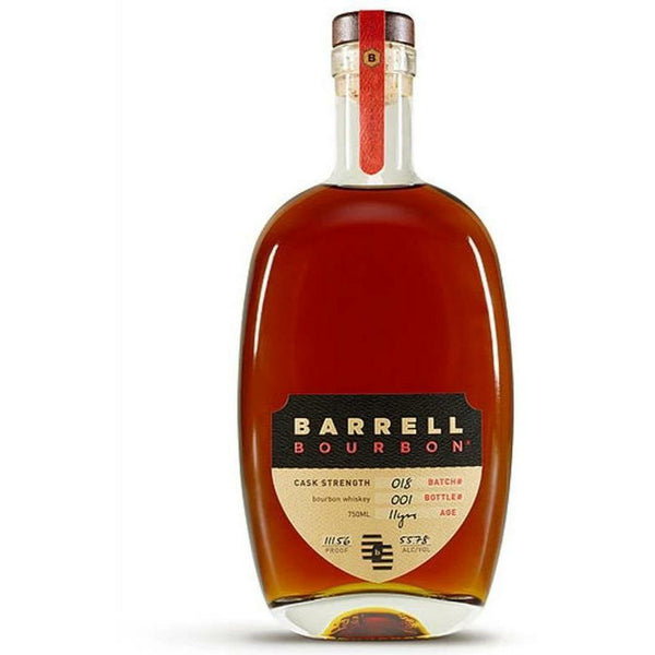 Barrell Bourbon Batch 018