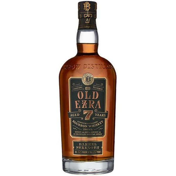 Ezra Brooks Old Ezra 7 Year Barrel Strength