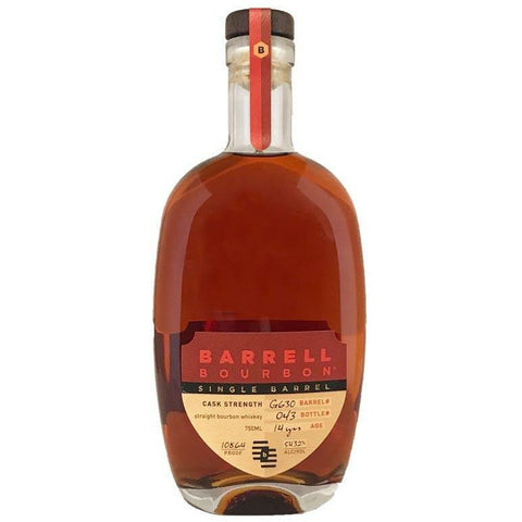 Barrell Bourbon Single Barrel G630