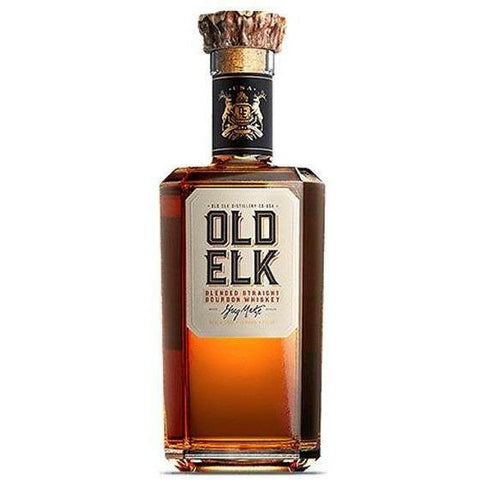 Old Elk Blended Straight Bourbon