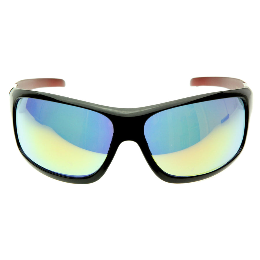 X-Loop Sunglasses Athletic Sport Wrap XLoop Shades