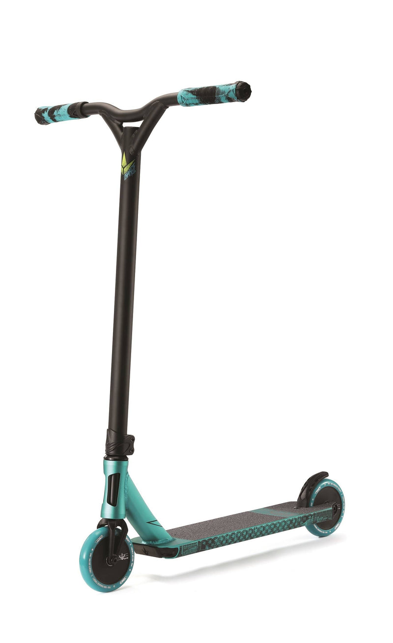 Black Teal Blunt Envy Stunt Scooter - Main View